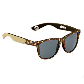 Neff Daily Shade Sunglasses - Choccy Donut